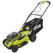 "18V ONE+™ LITHIUM+™ 16"" MOWER WITH (2) 4AH BATTERIES & CHARGER"