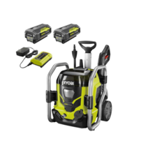 40V 1500 PSI Cordless Pressure Washer