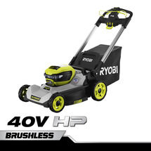 "40V HP Brushless 21"" Self-Propelled Mower"