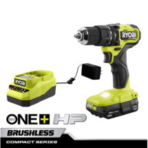 "18V ONE+ HP Compact Brushless 1/2"" Hammer Drill Kit"