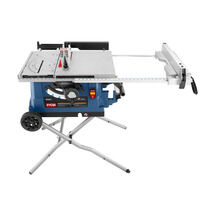 10 IN. Table Saw with Wheeled Stand