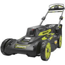 "40V 20"" BRUSHLESS Self-Propelled Mower with 6.0AH Battery & Charger"