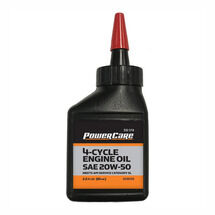 2.2 oz. SAE 20W-50 4-cycle Oil