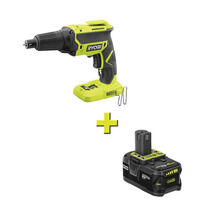 18V ONE+ Cordless Brushless Drywall Screw Gun With Free 4.0 AH Battery