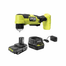 ONE+ HP 18V Brushless Cordless Compact 3/8 in. Right Angle Drill Kit with (1) 1.5 Ah Battery and 18V Charger