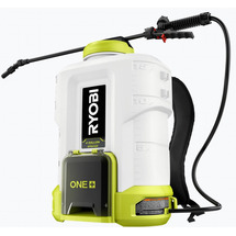 18V ONE+™ 4 GALLON BACKPACK CHEMICAL SPRAYER WITH 2AH BATTERY & CHARGER