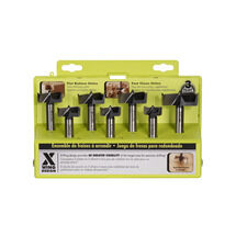 7 PC. Forstner Bit Set