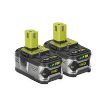 18V ONE+™ LITHIUM+™ 4.0 Ah Battery with FREE 2nd Battery