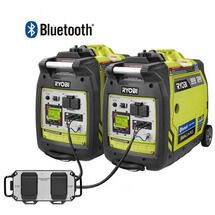 2300 WATT BLUETOOTH INVERTER GENERATOR PARALLEL COMBO KIT