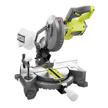 18V ONE+ 7-1/4in. Miter Saw