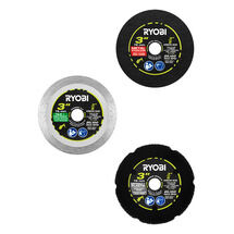 "3 "" Multi-Material Cut-Off Wheel Set (3-Pack)"