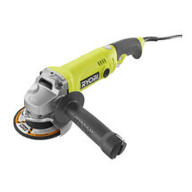 4 1/2 IN. Angle Grinder with Rotating Rear Handle