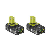 18V ONE+™ 2-Pack Compact LITHIUM+™ Batteries