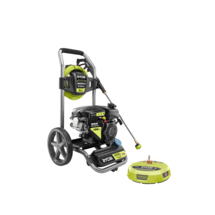"3200 PSI KOHLER GAS PRESSURE WASHER with 15"" Surface Cleaner"