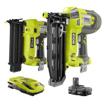 18V ONE+™  AirStrike™  18GA Brad Nailer and 16GA Finish Nailer Combo Kit (Online Only)