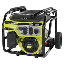 8000 Watt Electric Start Generator