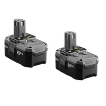 18V ONE+™ 2-Pack High Capacity Lithium-Ion Batteries (Online Only)