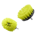 Photo: 2 PC. Medium Bristle Brush Multi-Purpose Cleaning Kit