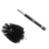 Photo: 2 PC. Abrasive Bristle Brush Cleaning Kit with Extension