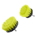 Photo: 2 PC. Medium Bristle Brush Cleaning Accessory Kit