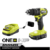 "Photo: 18V ONE+ HP Compact Brushless 1/2"" Hammer Drill Kit"