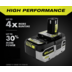 Photo: 18V ONE+ 4.0 Ah Lithium-Ion High Performance Battery (2-Pack)