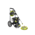 "Photo: 3200 PSI KOHLER GAS PRESSURE WASHER with 15"" Surface Cleaner"