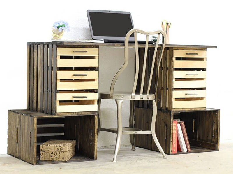 Ryobi Nation Pallets Crates 5 Rustic Diy Projects