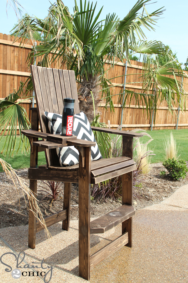 Adirondack Chair Ryobi Nation Projects