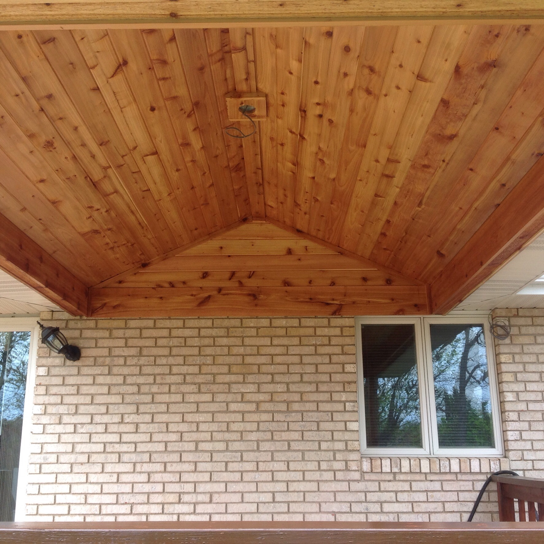 Porch Roof Ryobi Nation Projects