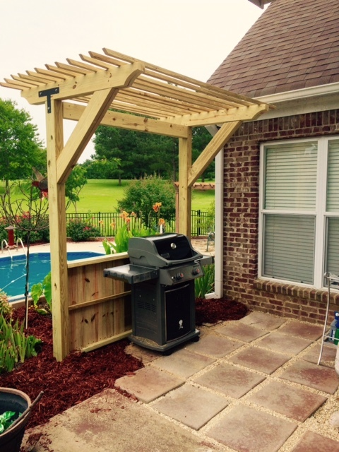 Grill Shade Structure Ryobi Nation Projects