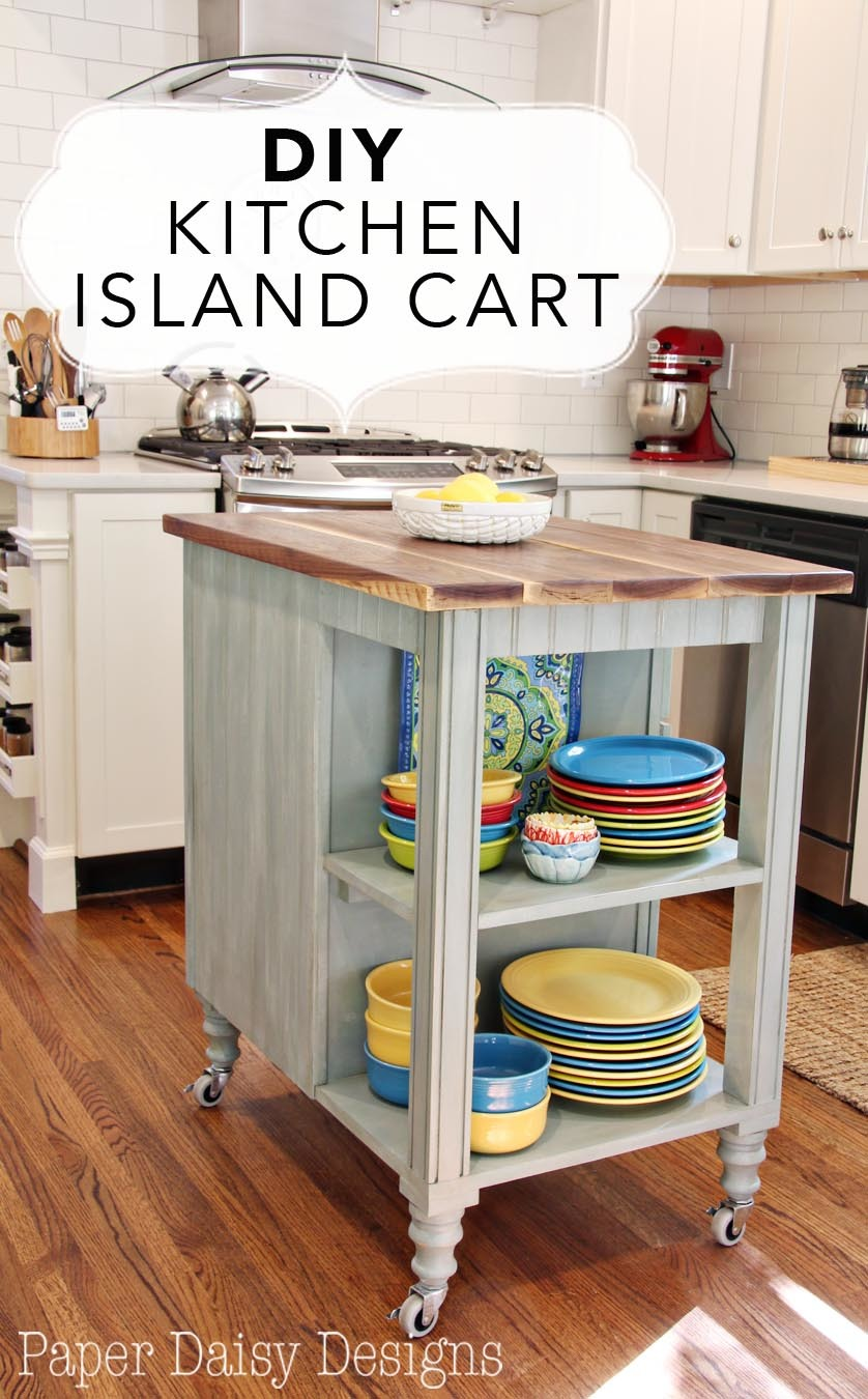 kitchen island cart diy diy kitchen island cart ryobi nation projects 5012