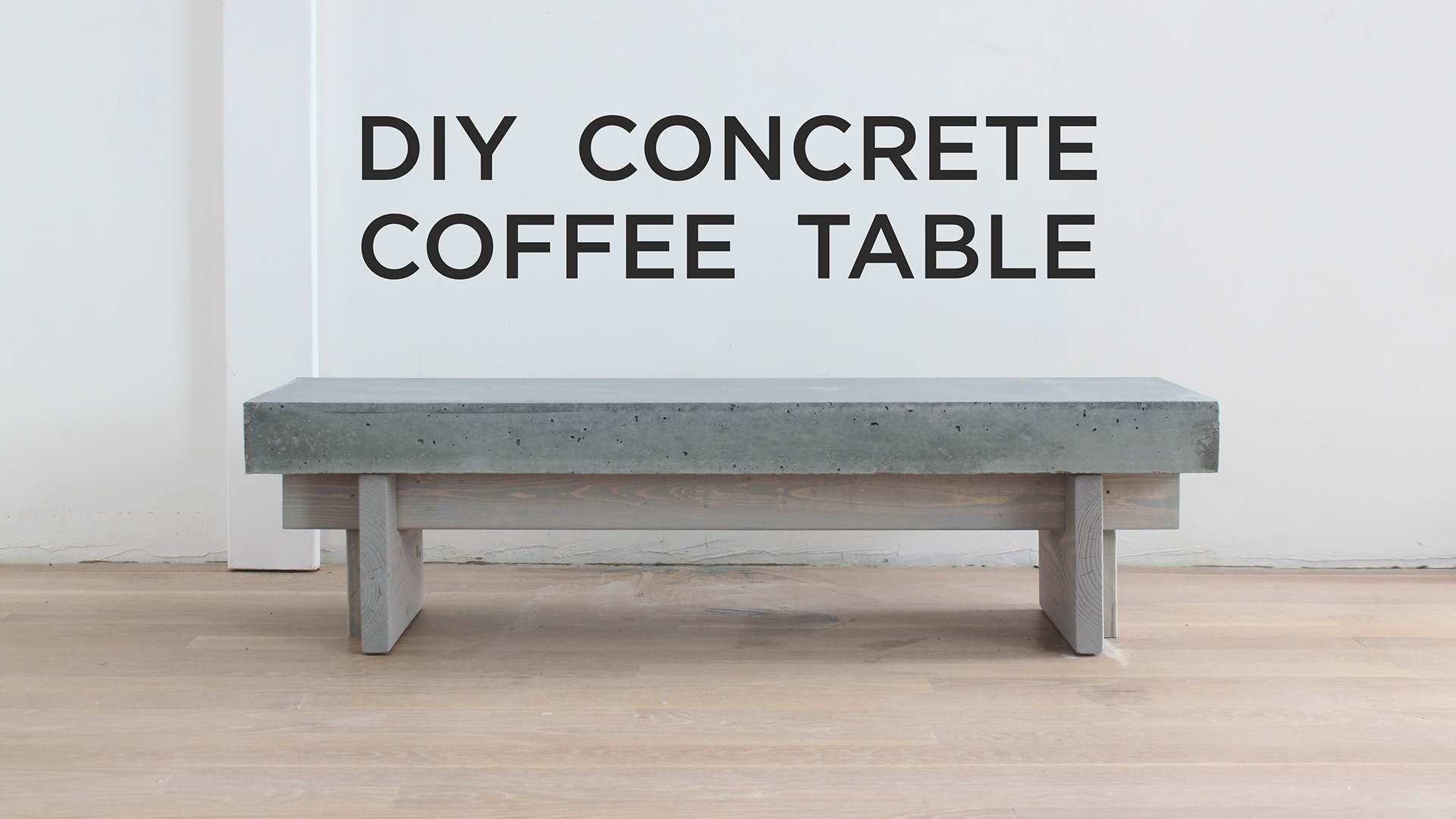 Diy Concrete Coffee Table Ryobi Nation Projects