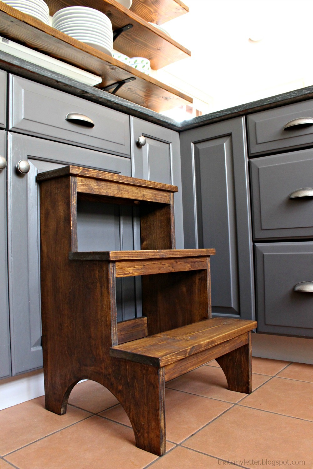 KITCHEN STEP STOOL - RYOBI Nation Projects