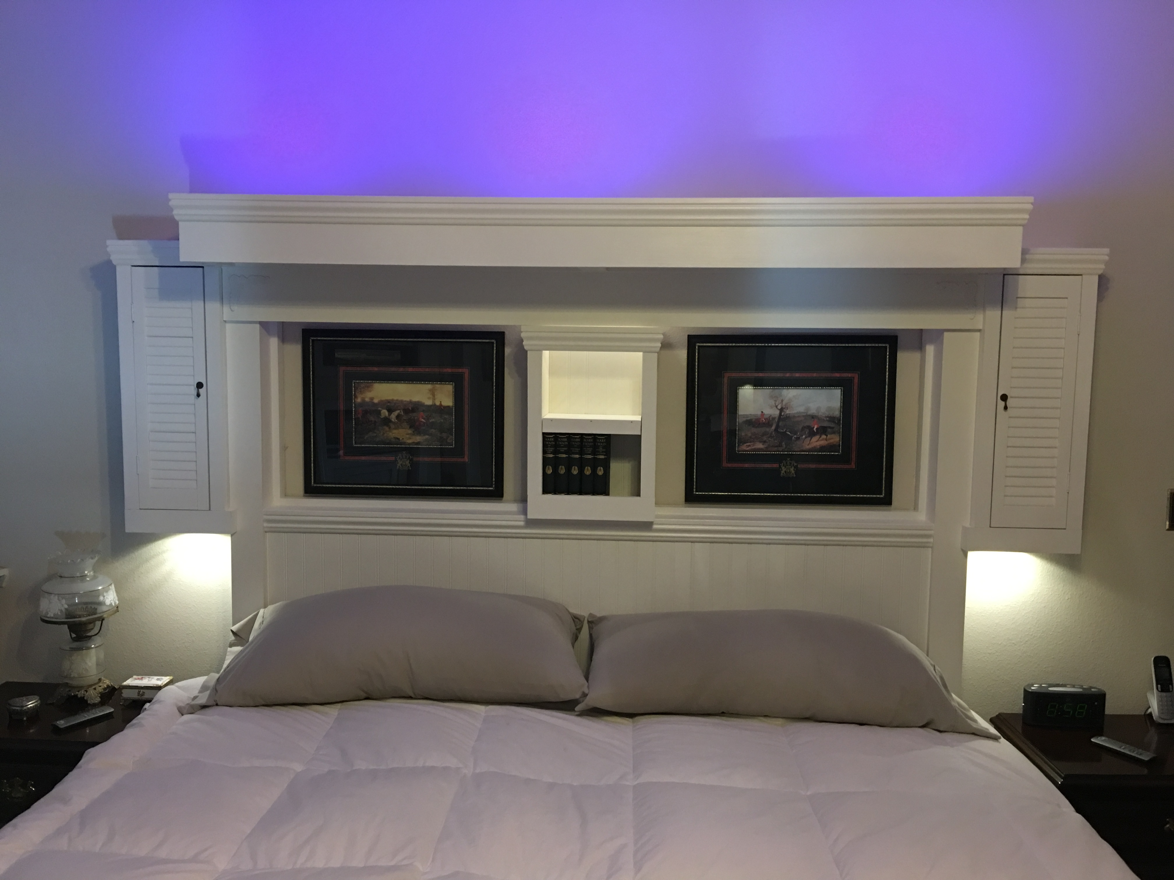 Easy Diy Headboard King