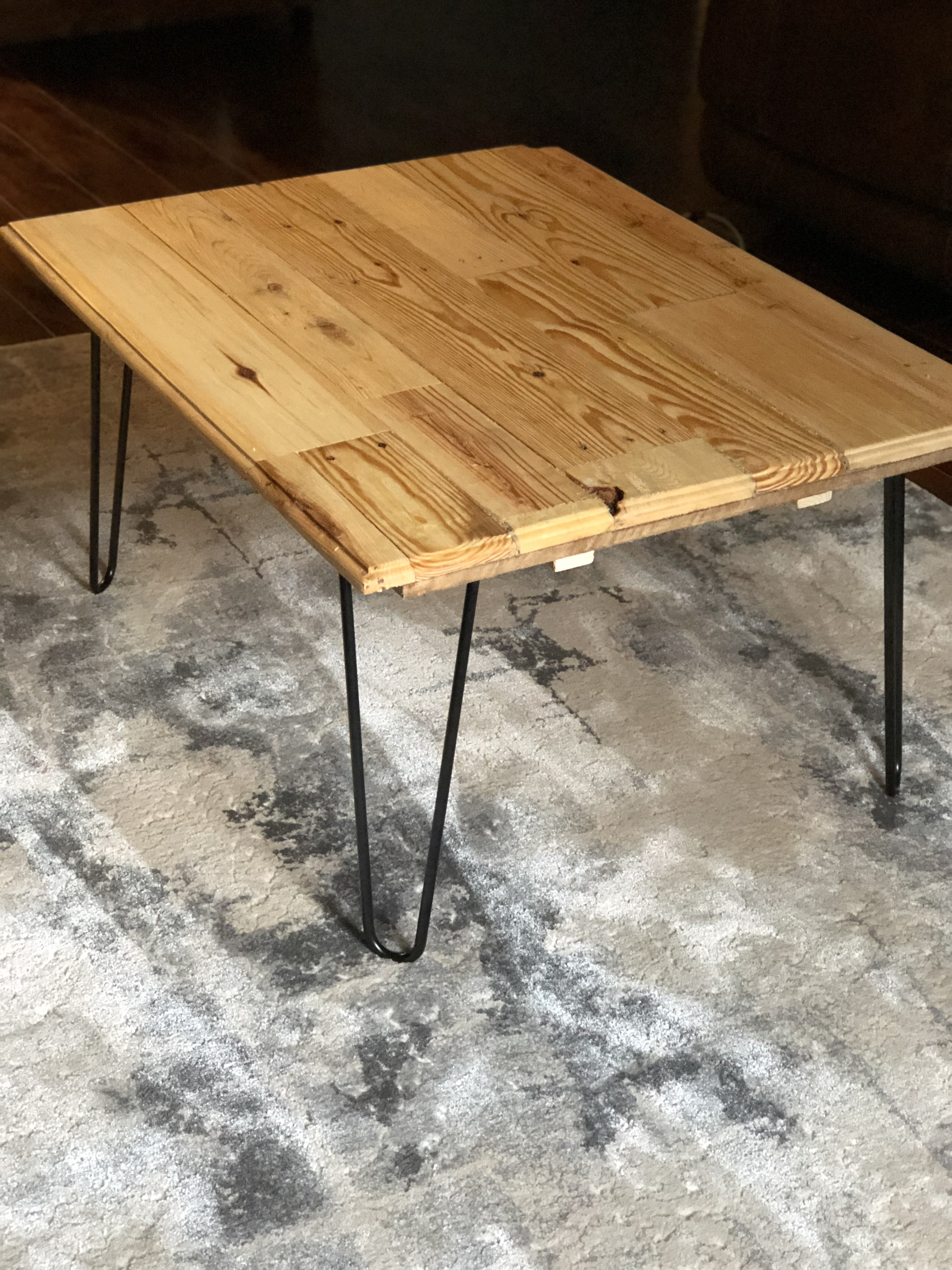 Reclaimed Pallet Wood Coffee Table Ryobi Nation Projects