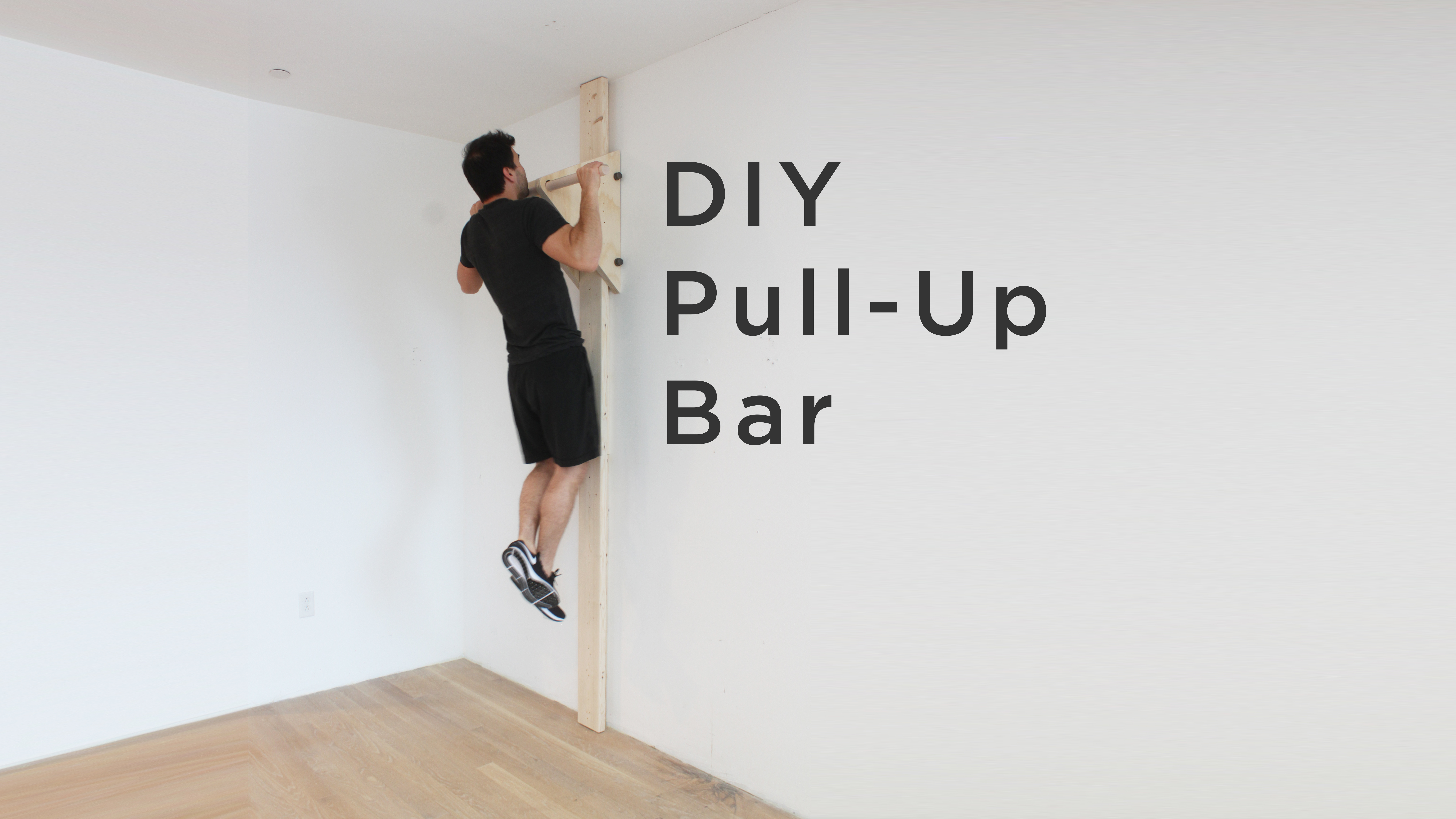 diy pull up bar - ryobi nation projects