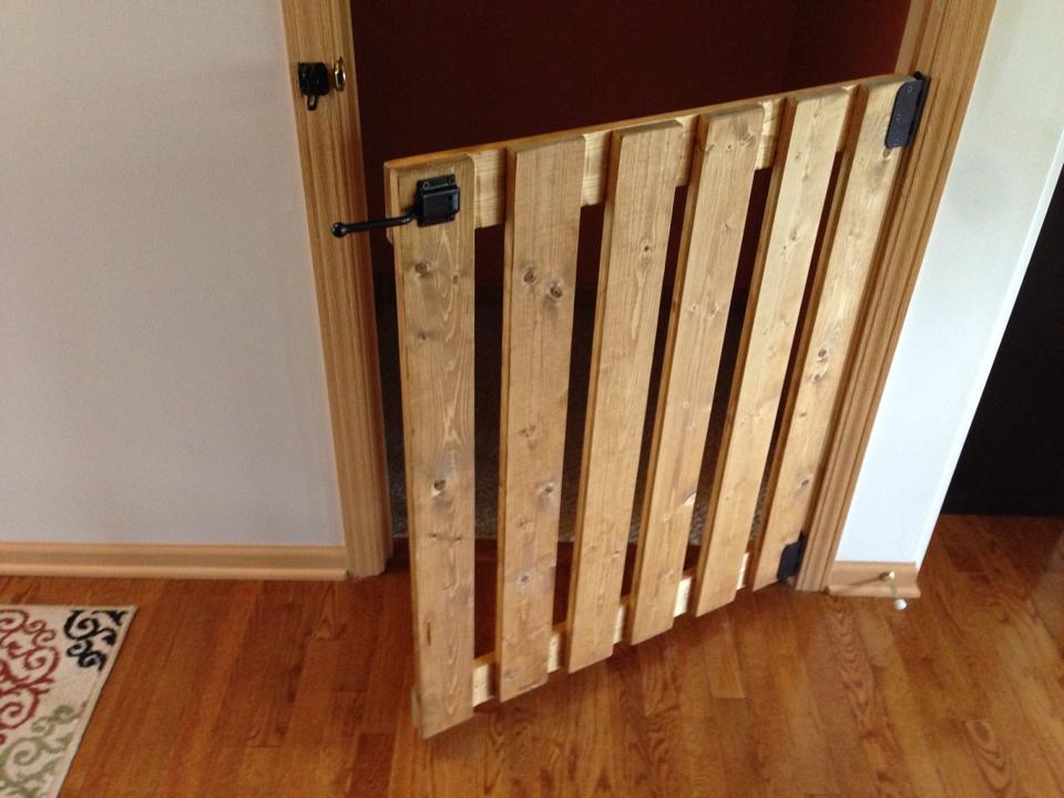 Baby Gate Ryobi Nation Projects