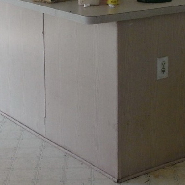 Photo: Kitchen Island Update