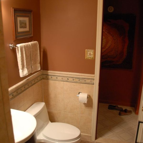 Photo: Another bathroom make-over/expansion