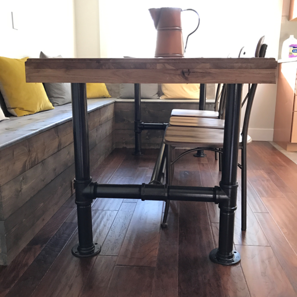 Photo: Hickory Dining Table