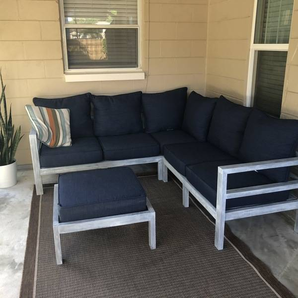 Photo: Outdoor Couch