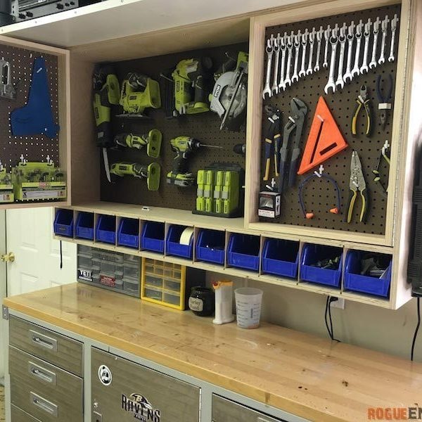 Tool Storage Cabinet Ryobi Nation Projects