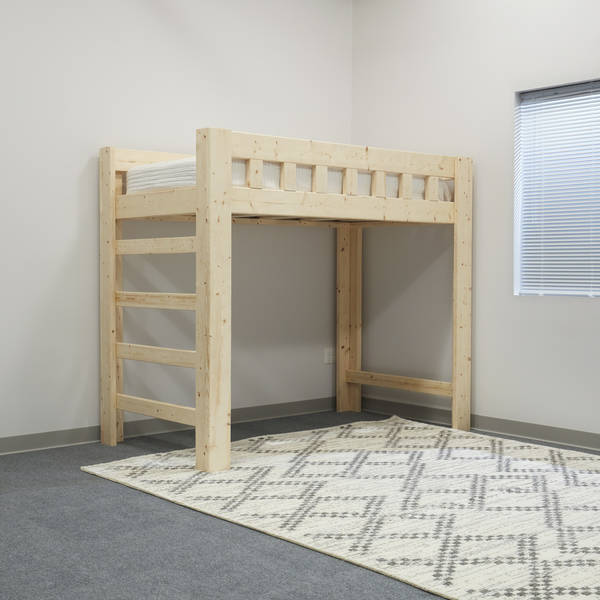 Diy Loft Bed Ryobi Nation Projects