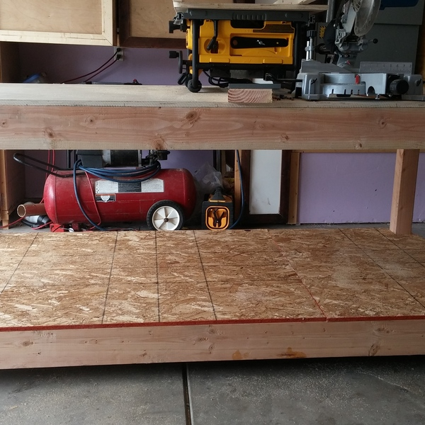 Photo: Table Saw and Router Table