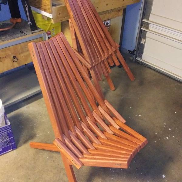 Photo: Kentucky Stick Chairs