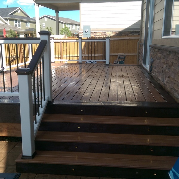 Photo: Best Deck on the Block