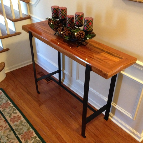 Photo: console table