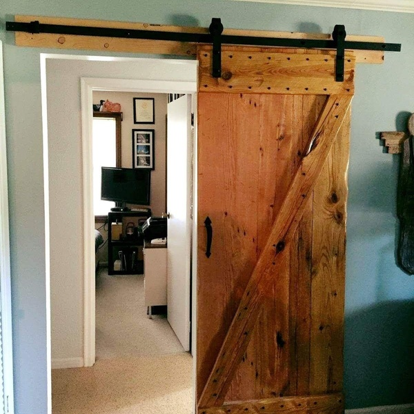Photo: Barn Door