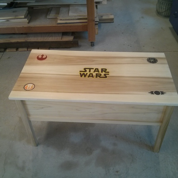 Photo: Star Wars Coffee Table